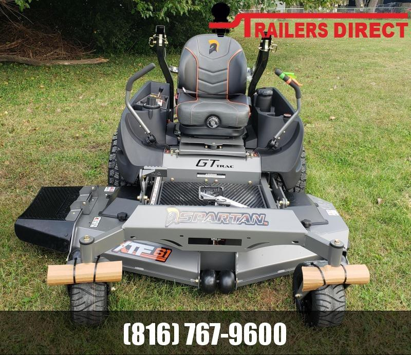 2020 SPARTAN  RT HD ZERO TURN LAWN MOWER