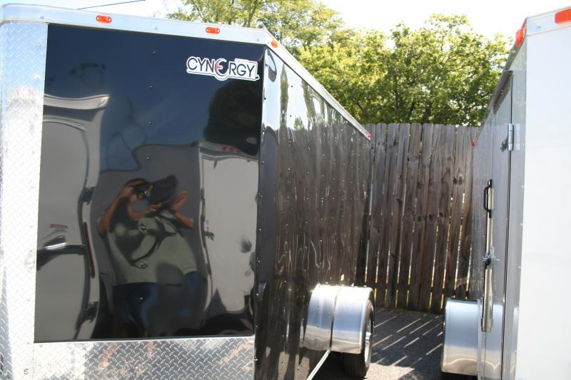 2019 Cynergy Cargo 6X12 SA ADVANCED Enclosed Cargo Trailer