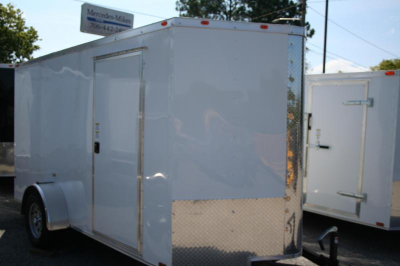 2019 Cynergy Cargo 6X12 SA ADVANCED Enclosed Cargo Trailer