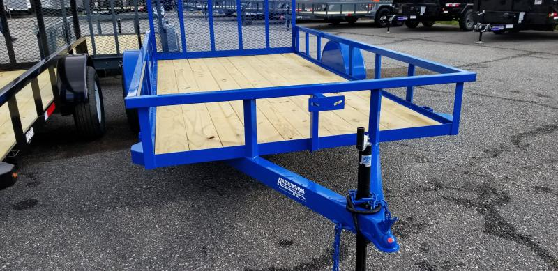 2020 Anderson Manufacturing LS 6X12 SA Utility Series Utility Trailer