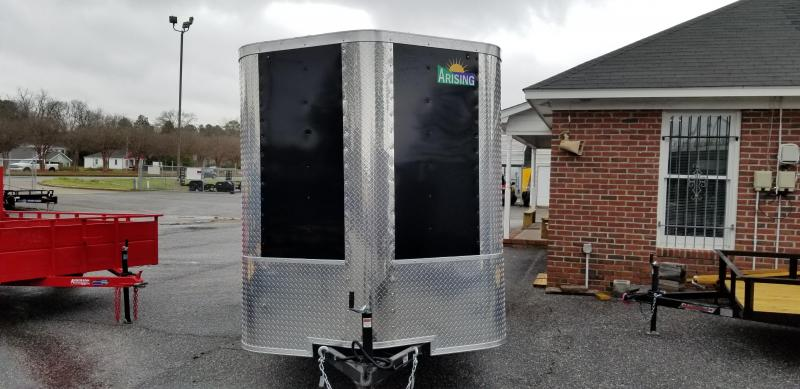 2020 Arising 6X12 SA Enclosed Cargo Trailer