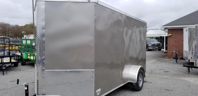 2020 Quality Cargo 6X12 SA Enclosed Cargo Trailer