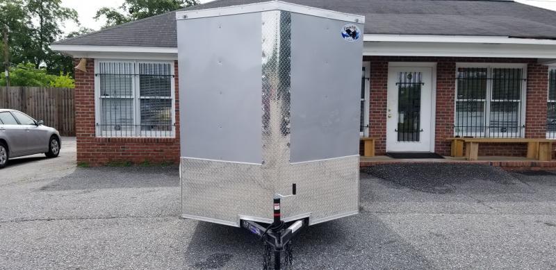 2020 Quality Cargo 6X10 SA Enclosed Cargo Trailer