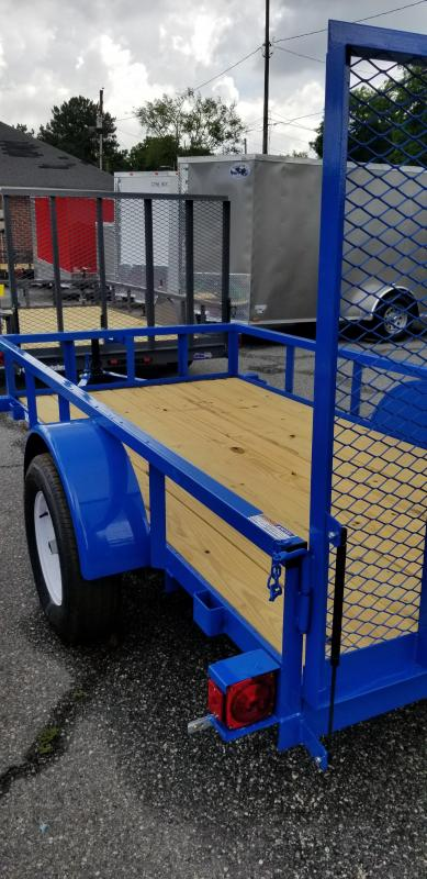 2019 Anderson Manufacturing LS510 Utility Trailer