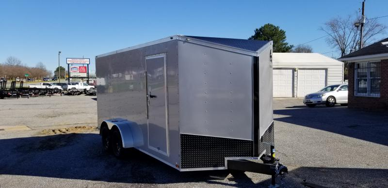 2020 Spartan Cargo 7X16TA Enclosed Cargo Trailer