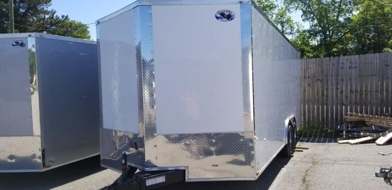 2020 Quality Cargo 8.5X20 TA3 Enclosed Cargo Trailer
