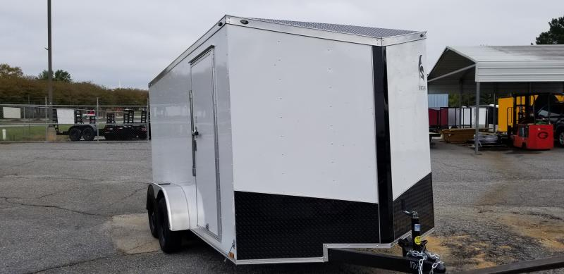 2020 Spartan Cargo SP7X14TA Enclosed Cargo Trailer