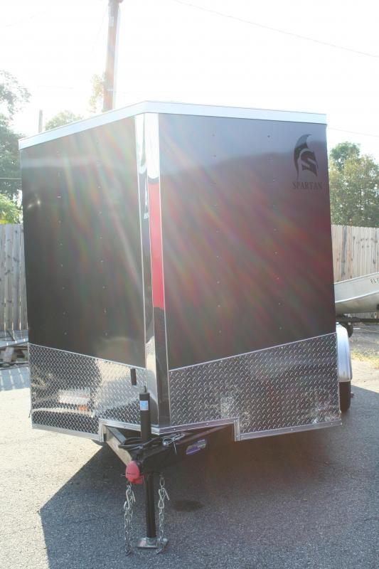 2020 Spartan 7X14TA Enclosed Cargo Trailer