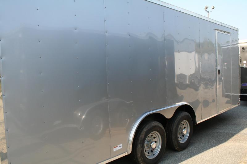 2020 Quality Cargo 8.5X20 TA3 Enclosed Cargo Trailer