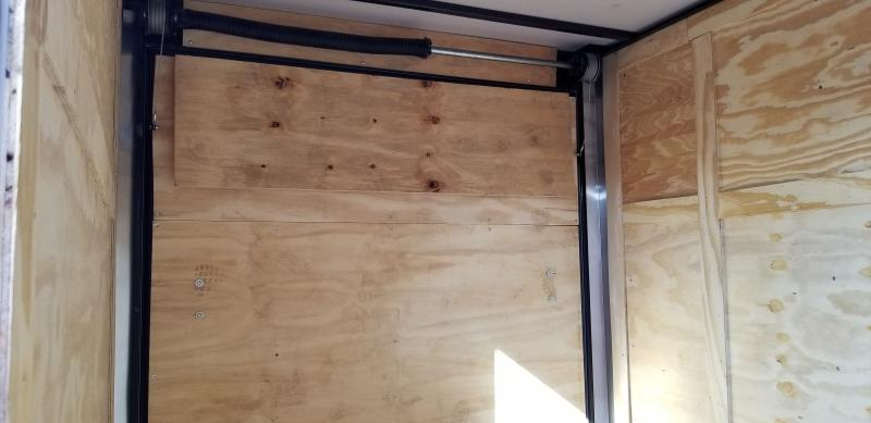 2020 Quality Cargo 6X10 SA Enclosed Cargo Trailer