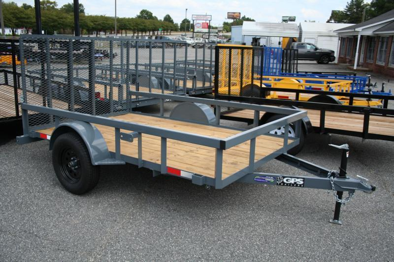 2020 GPS Trailers GT610 Utility Trailer