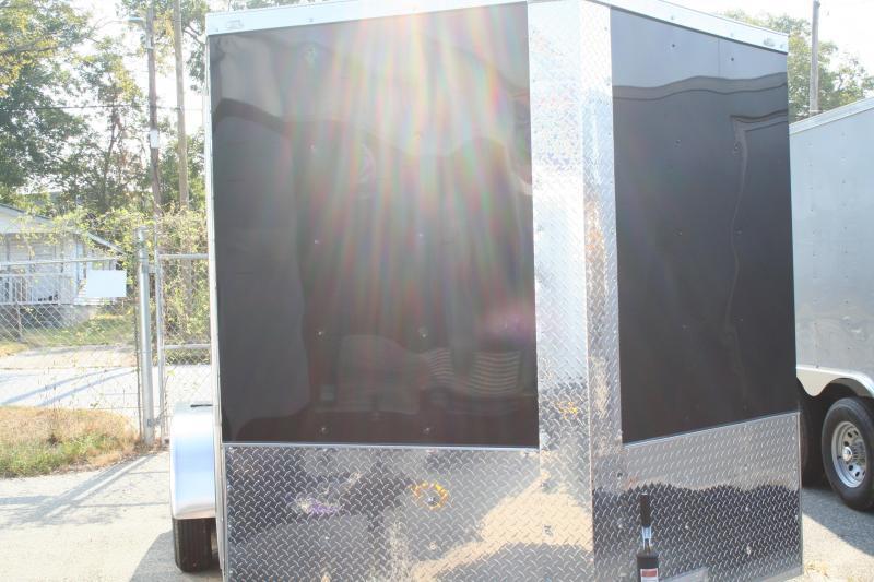 2019 Quality Cargo 7X14 TA Enclosed Cargo Trailer