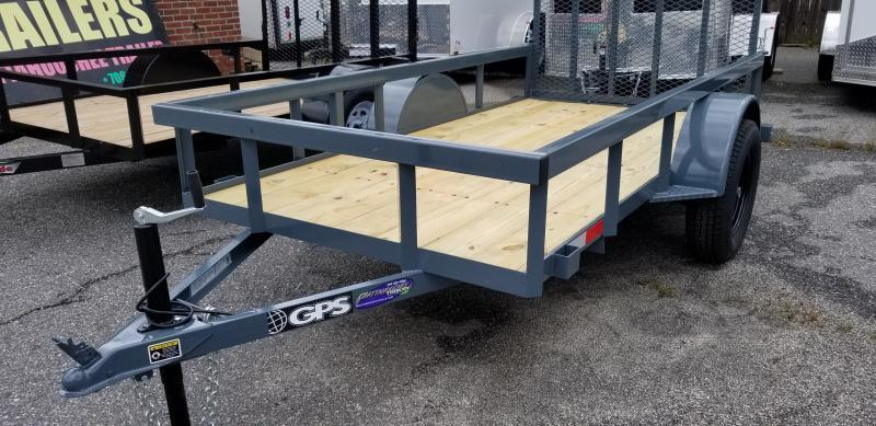 2020 GPS Trailers GT510 Utility Trailer
