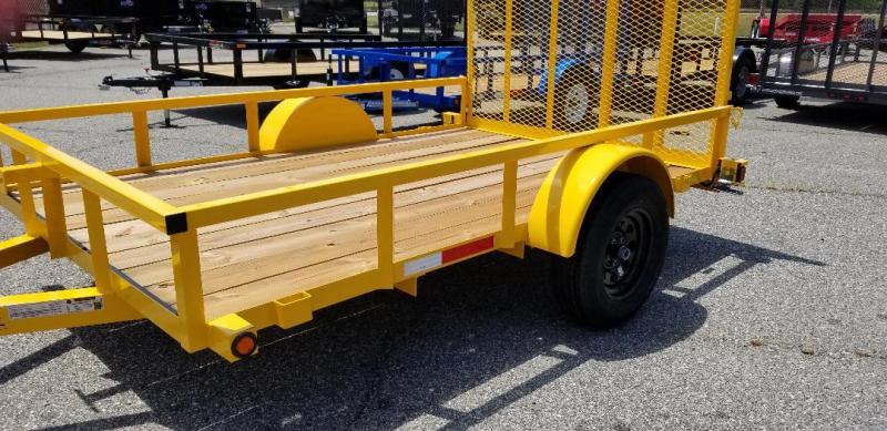 2019 Anderson Manufacturing LS610 Utility Series Utility Trailer