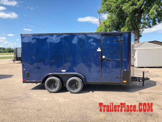 2020 Cargo Craft 7x14 Enclosed Cargo Trailer