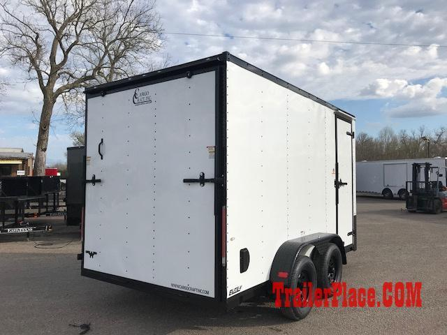 2020 Cargo Craft 7X16 Enclosed Trailer