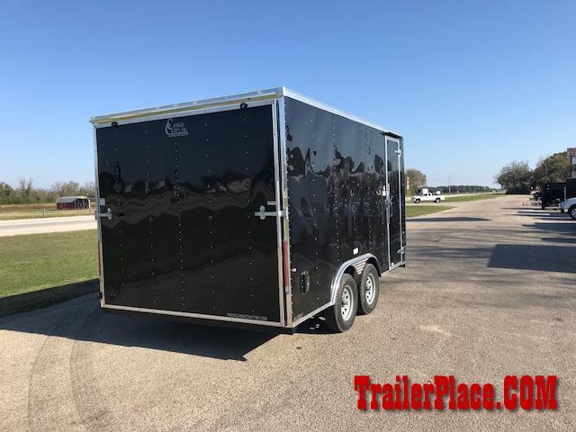 2019 Cargo Craft 8.5 x 18 Enclosed Cargo Trailer