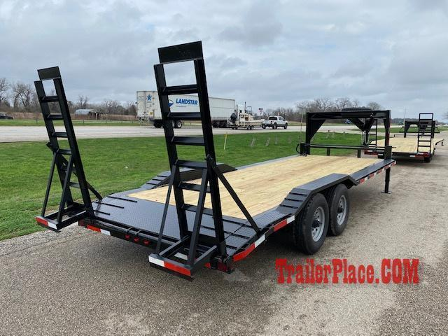 "2020 Texas Pride 102"" x 26' Equipment/Car Hauler"