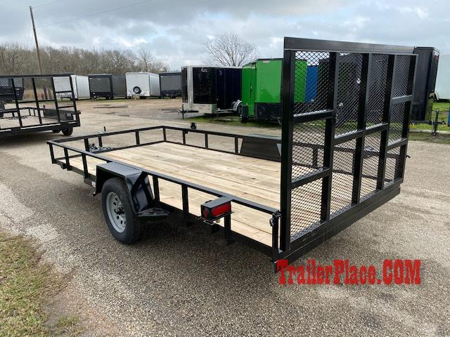 2020 Salvation 6.5 X 14 Utility Trailer