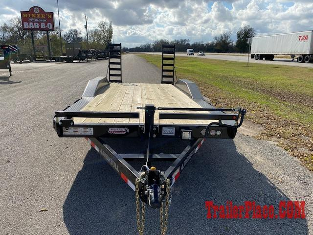2020 Iron Bull 102x20 Car Hauler Trailer