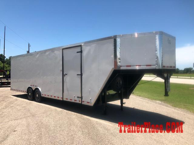 2020 Cargo Craft 8.5x36  Gooseneck Enclosed Cargo Trailer
