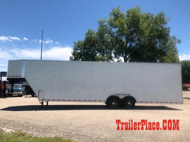 2020 Cargo Craft 8.5x36  Gooseneck Enclosed Cargo Trailer