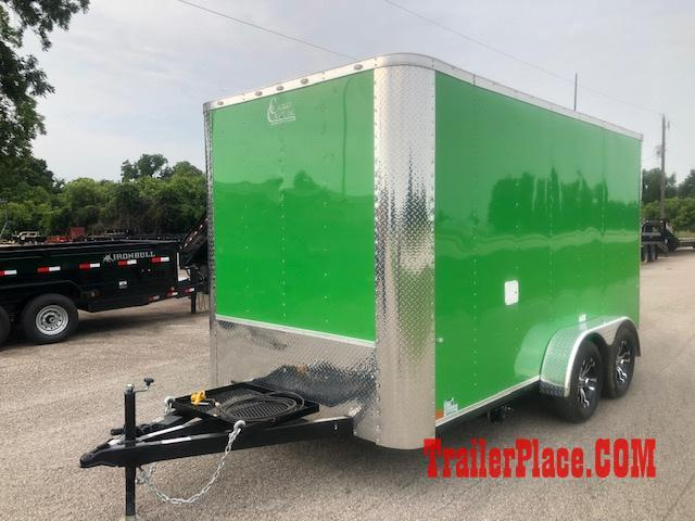 2019 Cargo Craft 7X14  Concession Trailer