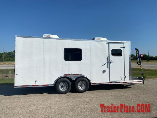 2020 Cargo Craft 8.5x22  Enclosed Office Trailer