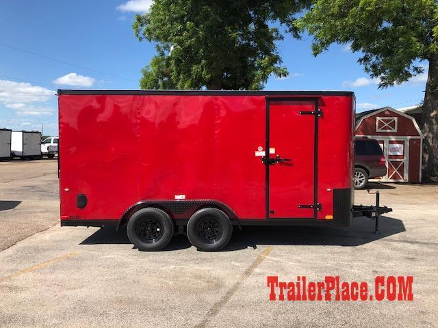 2020 Cargo Craft 7x14 Enclosed Cargo Trailer