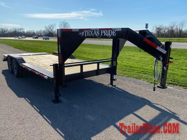 2020 Texas Pride 102x22  Equipment/Car Hauler