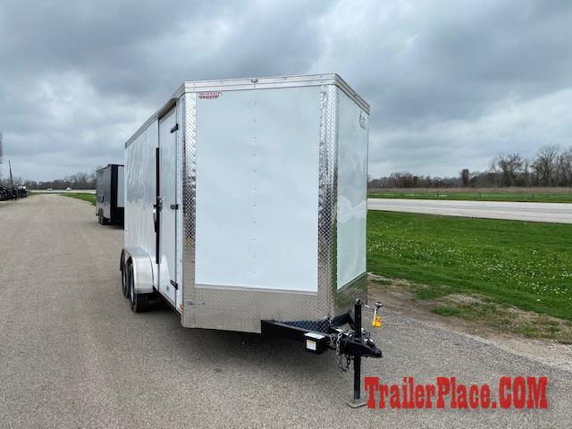 2020 Cargo Craft 7 x 19 Enclosed Cargo Trailer