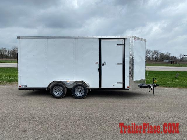 2020 Cargo Craft 7 x 19 Enclosed Cargo Trailer
