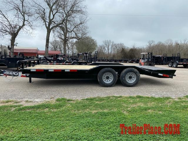 2020 Texas Pride 102x20  Equipment/Car Hauler