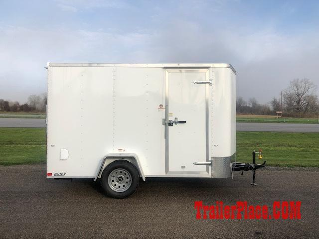 2020 Cargo Craft 6X10 Enclosed Trailer
