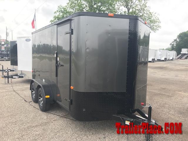 2020 Cargo Craft 7 x 14 Enclosed Cargo Trailer