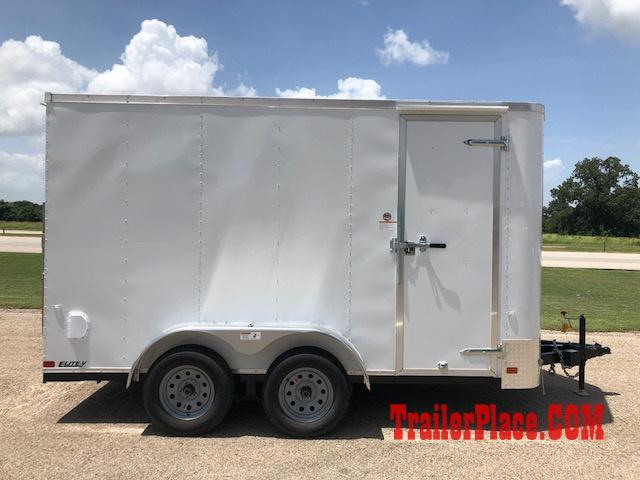 2020 Cargo Craft 7 x 14 Enclosed Cargo Trailer