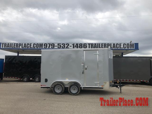 2020 Cargo Craft 7x14 Enclosed Trailer