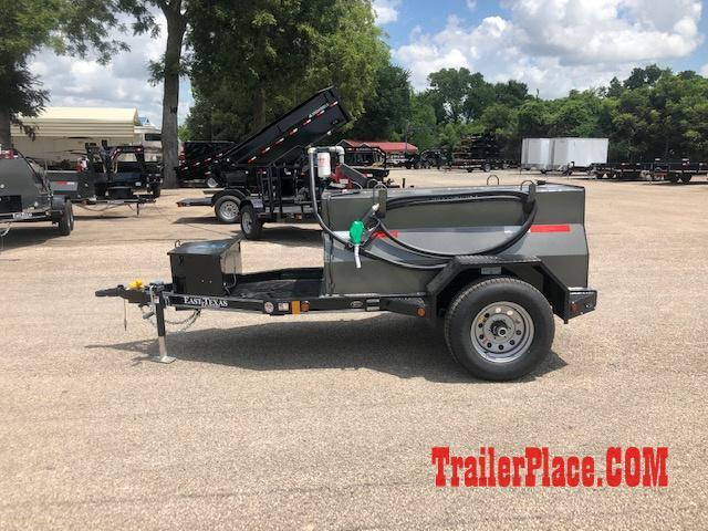 2020 East Texas 300 Gal Diesel Tank Trailer