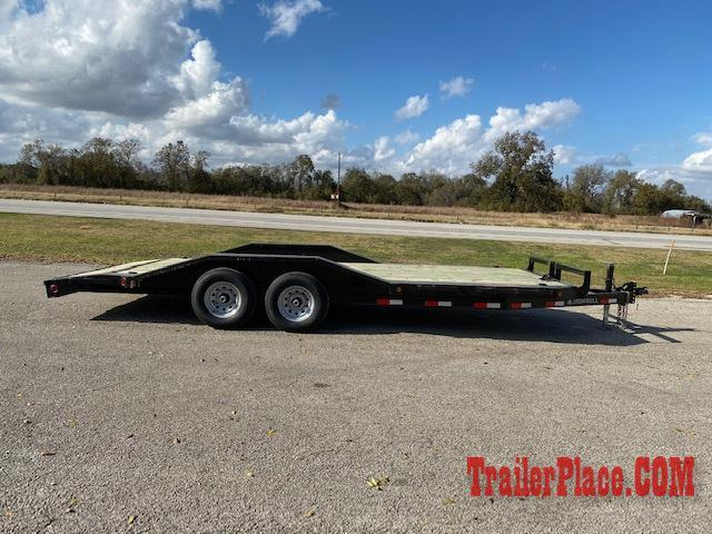 2020 Iron Bull 102x20 Car Hauler Trailer