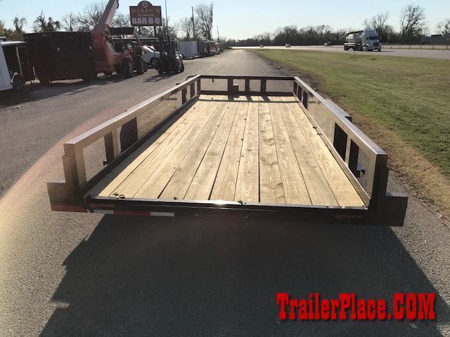 "2020 Ranch King 6'10"" x 20' Utility Trailer"