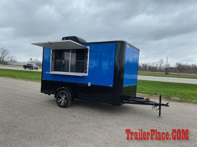 2020 Cargo Craft 7X12  SnoCone Trailer