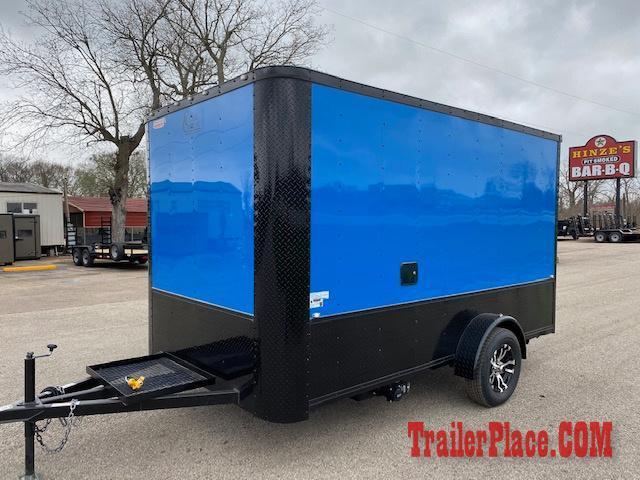 2020 Cargo Craft 7X12  SnoCone Trailer