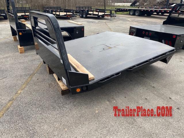 "2020 Norstar 8'6"" x 97"" CTA 56"" SR Diamond Plate  Truck Bed"