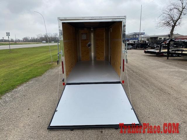 2020 Cargo Craft 6 x 14  Enclosed Cargo Trailer