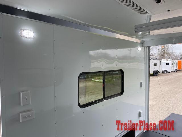 2020 Cargo Craft 7x14 Off Road Enclosed Trailer