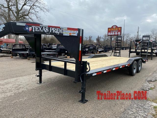 "2020 Texas Pride 102"" x 26 Equipment/Car Hauler"