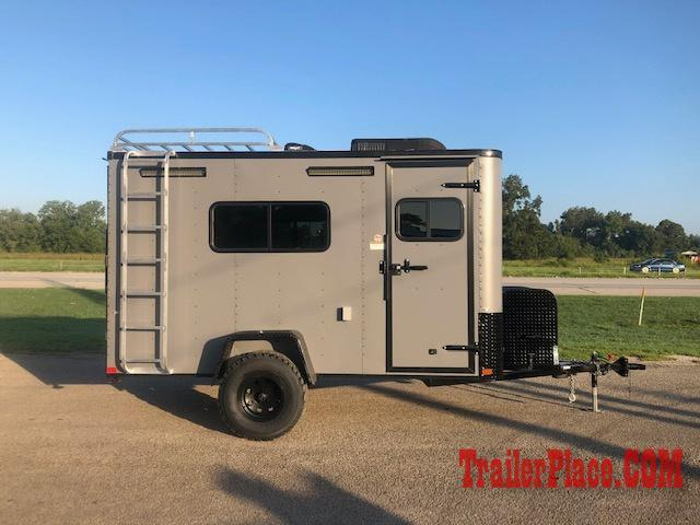 2020 Cargo Craft 6x12 Off Road Enclosed Trailer