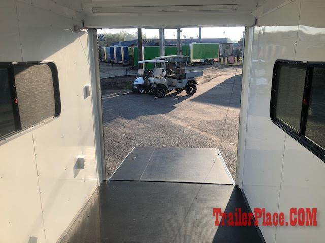 2020 Cargo Craft 6x12 Off Road Enclosed Trailer