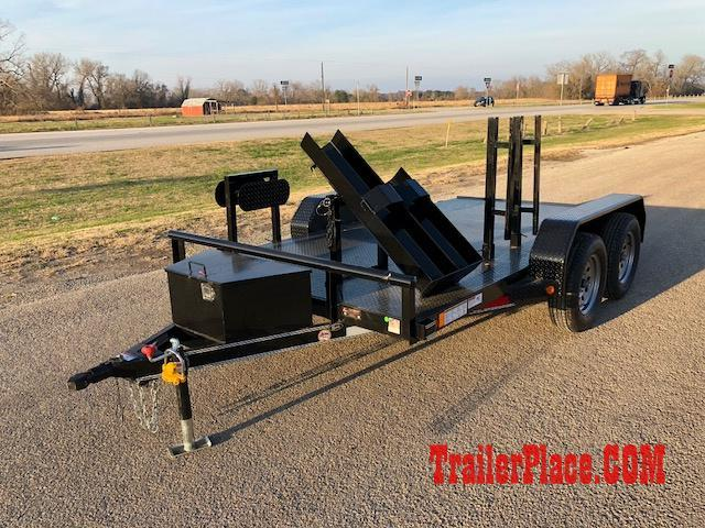 2020 East Texas  60x12 Welding Trailer