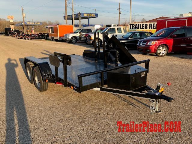 2020 East Texas  60x12 Welding Trailer